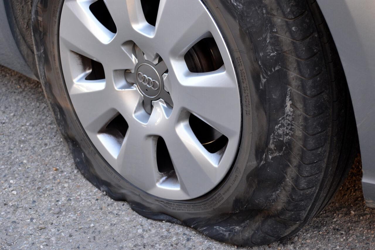 Roadside Breakdown Tyre
