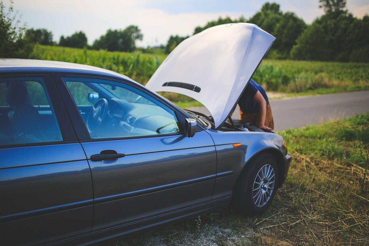 my car has broken down